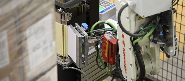 K-Label Robot Labeling Solution - REA LABEL