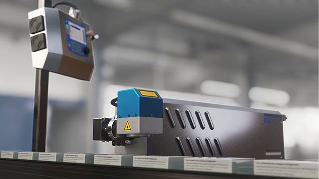 Industrial coding and marking systems | REA JET