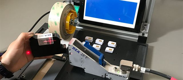 Ink - automatic cartridge manufacturing by REA