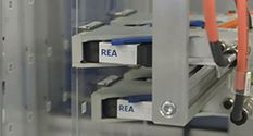 High resolution printer for continuous foil marking - REA JET HR