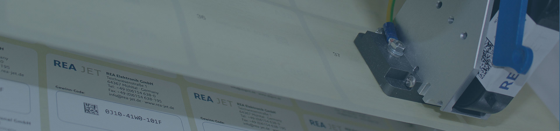 Coding and marking solutions for your applications - REA JET