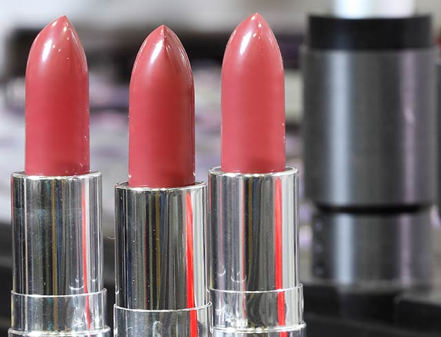 Printing technology for the cosmetics industry - small size