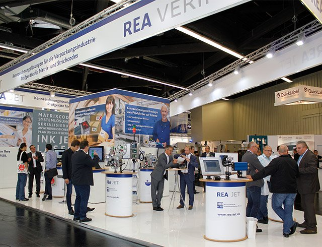 [Translate to Englisch - United Kingdom:] REA JET - Trade Shows