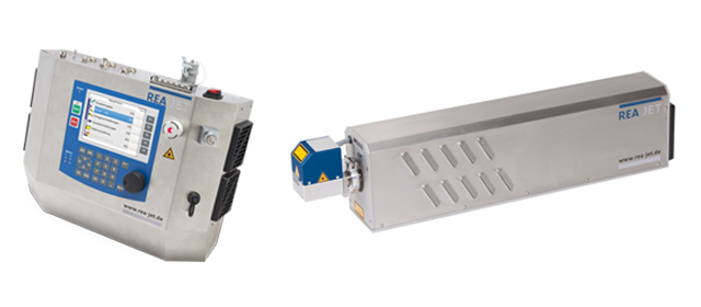CO2 laser for tamper-proof marking - combi - REA JET CL