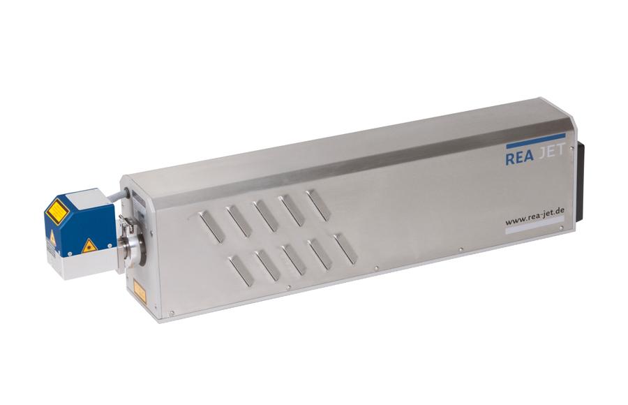 REA JET CL CO2 laser technology   REA JET