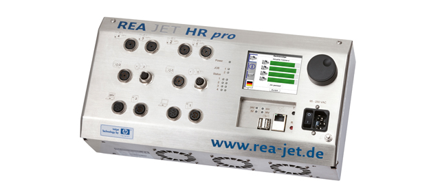 High resolution printer REA JET HR pro - Preview - REA JET HR