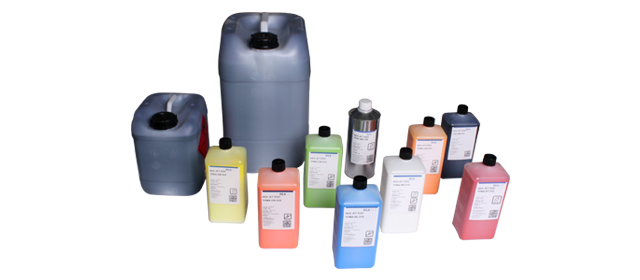 Industrial ink - REA JET Consumables