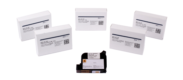 Industrial ink - REA JET Cartridges