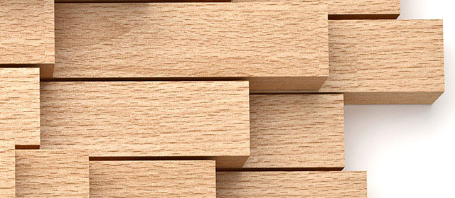 Wood print in the wood and lumber processing industry - overview